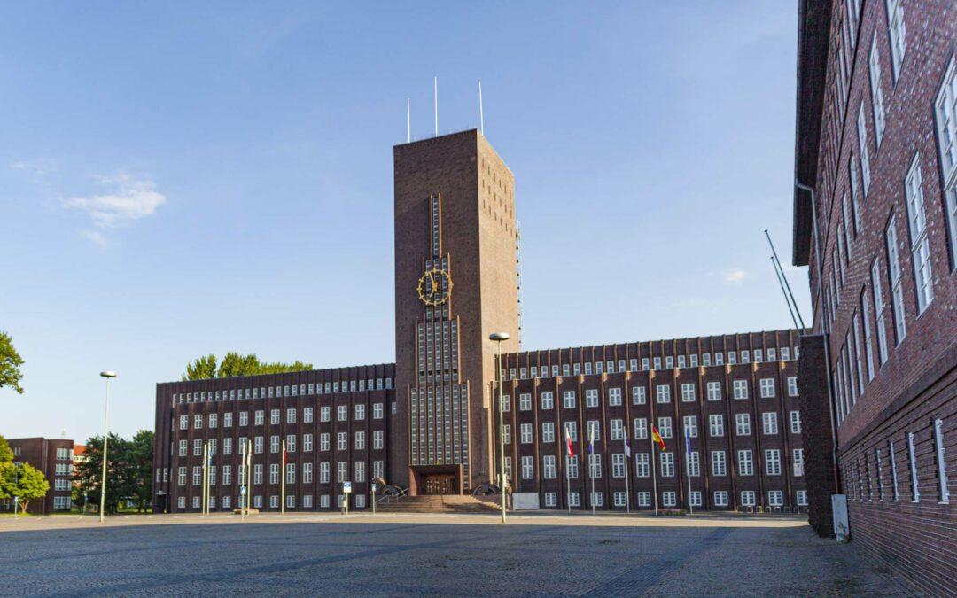 Pressemitteilung zur geplanten Landesgartenschau in Wilhelmshaven