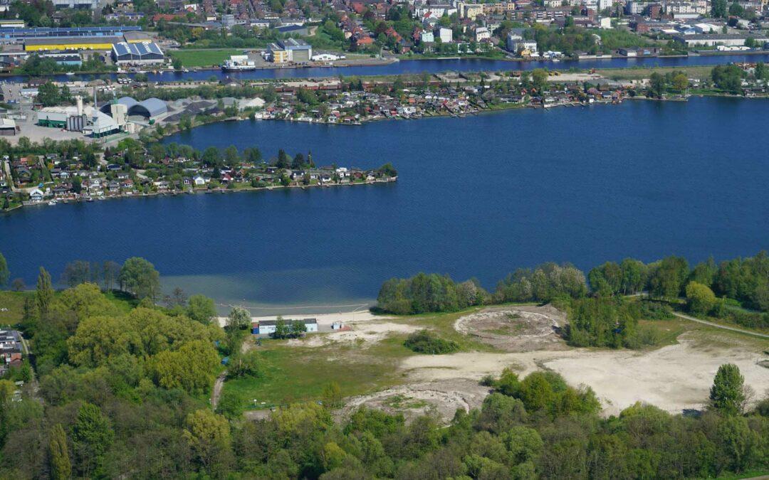 Schutz für den Banter See